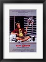 Framed Real Genius