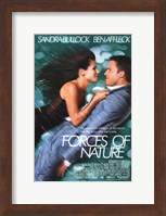 Framed Forces of Nature Bullock And Affleck