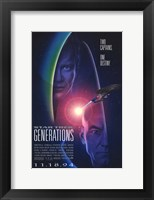 Framed Star Trek: Generations