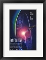Framed Star Trek: Generations