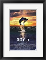 Framed Free Willy