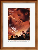 Framed Rob Roy Neeson And Lange