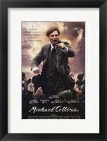 Framed Michael Collins
