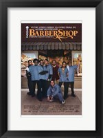 Framed Barbershop
