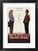 Framed When Harry Met Sally
