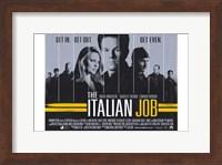 Framed Italian Job