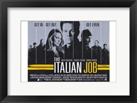 Framed Italian Job