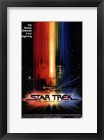 Framed Star Trek: the Motion Picture