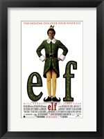 Framed Elf