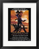 Framed Silverado - Ride with them to the adventure of your life