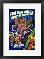 Framed Muppet Movie