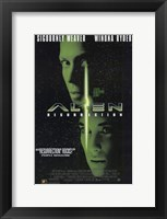 Framed Alien Resurrection