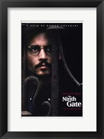 Framed Ninth Gate By Roman Polanski