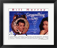 Framed Groundhog Day
