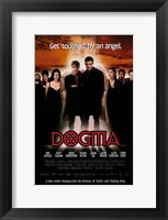 Framed Dogma Matt Damon