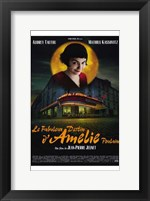 Framed Amelie - Smiling