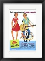 Framed Parent Trap - Walt Disney