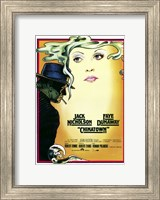 Framed Chinatown Art Deco