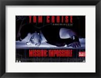 Framed Mission: Impossible - wide