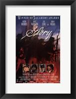 Framed Glory Cary Elwes