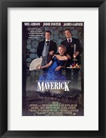 Framed Maverick
