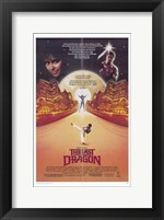 Framed Last Dragon