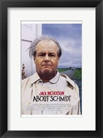 Framed About Schmidt
