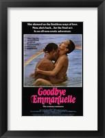 Framed Goodbye Emmanuelle, c.1978