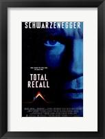Framed Total Recall Arnold Schwarzenegger