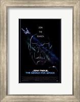 Framed Star Trek 3: The Search for Spock