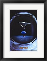Framed Star Trek TV Series 25Th Anniversary