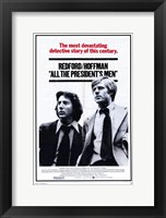 Framed All the President's Men