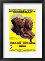 Framed Papillon McQueen & Hoffman