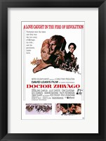 Framed Doctor Zhivago