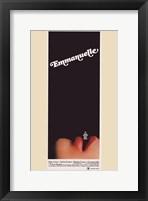 Framed Emmanuelle, c.1975