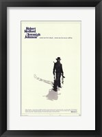 Framed Jeremiah Johnson - Robert Redford