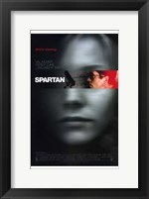 Framed Spartan