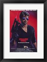 Framed Cobra Sylvester Stallone