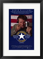 Framed Good Morning Vietnam