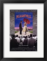 Framed Pleasantville Tobey Maguire