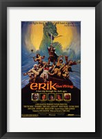 Framed Erik the Viking