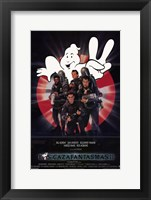 Framed Ghostbusters 2 (spanish)