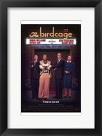Framed Birdcage