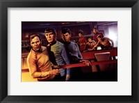 Framed Star Trek Special Edition