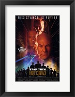 Framed Star Trek: First Contact