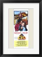 Framed El Cid - Tall