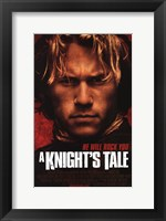 Framed Knights Tale