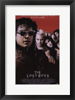Framed Lost Boys