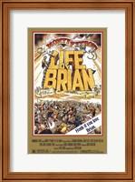 Framed Monty Python's Life of Brian