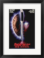 Framed Friday the 13Th Part 7 - the New Blood